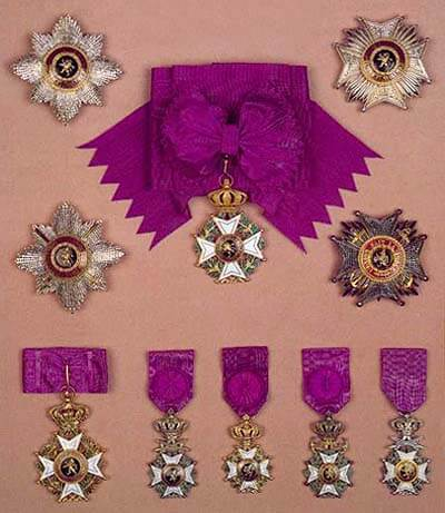 The Order of Leopold