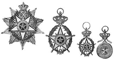 The Order of the African Star