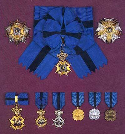 The Order of Leopold II