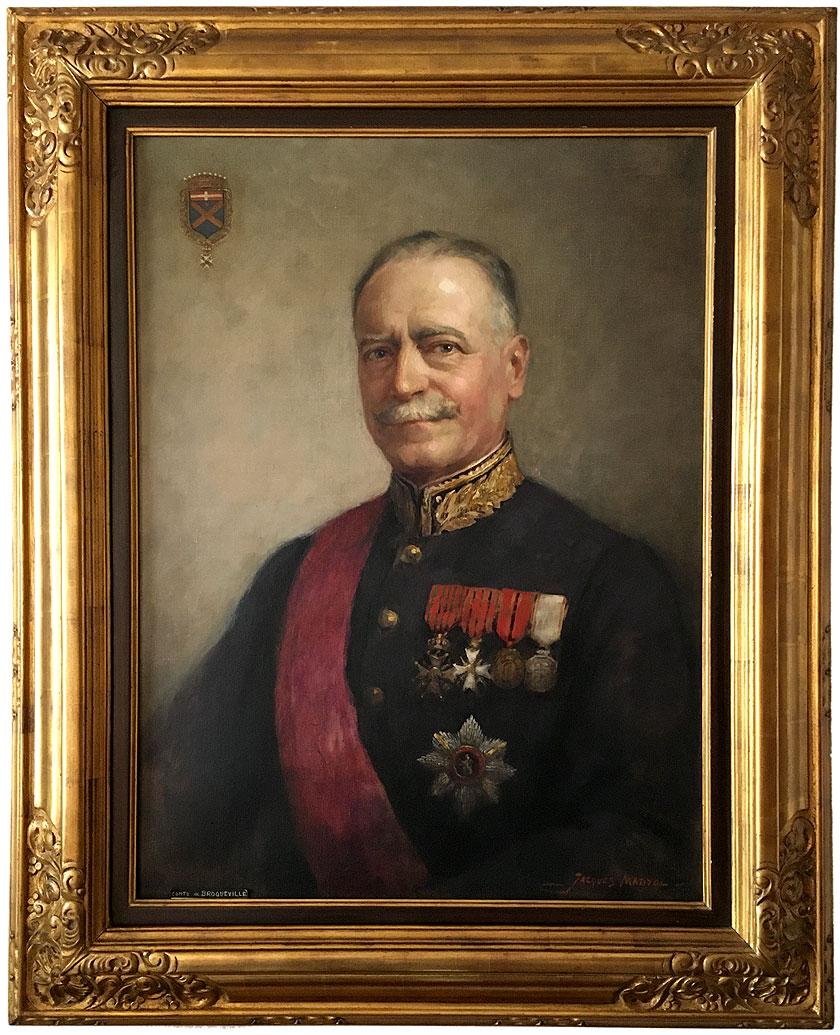 Comte de Broqueville